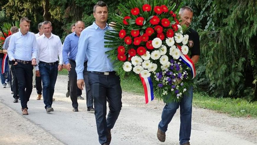U Zelendvoru održano svečano obilježavanje 28.obljetnice postrojavanja 104. brigade Hrvatske vojske