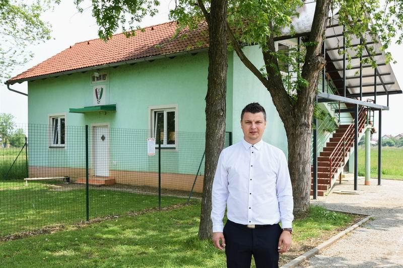 Energetska obnova zgrade Sportskog centra Nova Ves / Regionalni tjednik 17. rujna 2019., br. 800