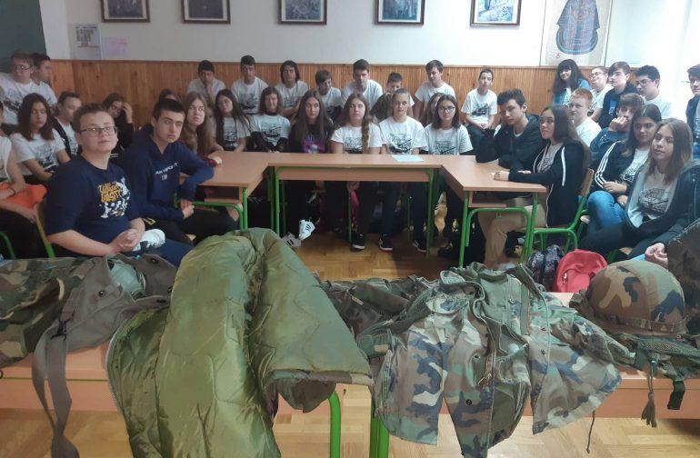 Članovi UDVDR Kluba Petrijanec,kluba Sračinec i partnerom u projektu UDVDR Ogranak Varaždin nastavili su sa predavanjima