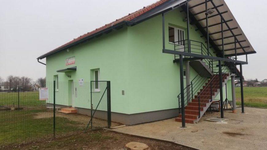 Energetska obnova zgrade Sportskog centra na adresi Rade Končara 10, Nova Ves Petrijanečka Operativni program Konkurentnost i kohezija 2014. – 2020.