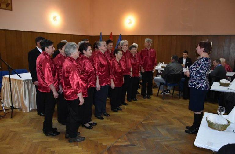 Udruga umirovljenika Općine Petrijanec održala 25.-u redovnu sjednicu skupštine