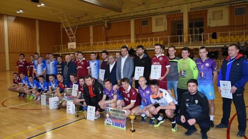 """Završena """"Klampotic liga"""" malonogometna liga Općina Cestica i Petrijanec"""