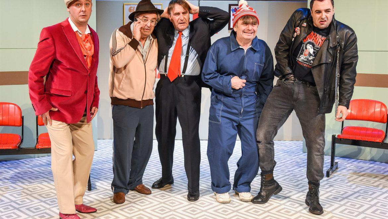 Pod hitno na hitnu predstava Kerekesh teatra u četvrtak 12.03.2020. u 18:00 sati