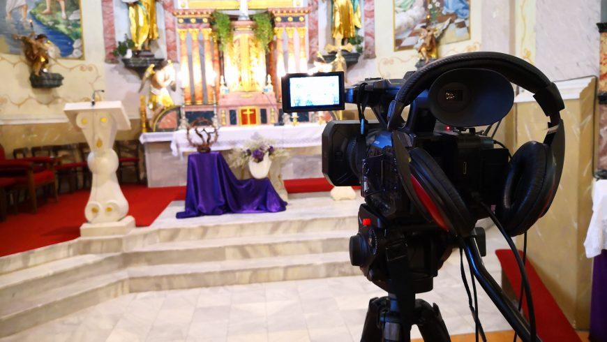 Besplatan prijenos misnog slavlja iz župne crkve sv. Petra i Pavla za sve mještane