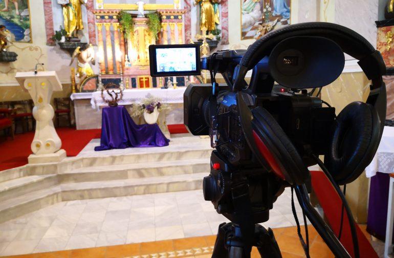 Vjernici sutra slave Cvjetnicu – prijenos misnog slavlja iz župne crkve sv. Petra i Pavla za sve mještane