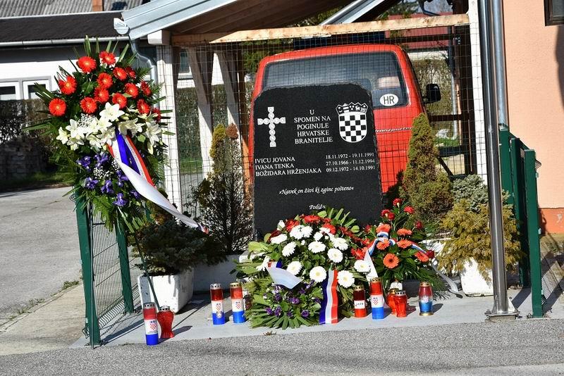 Spomen na žrtve 2. svjetskog rata i poraća i poginule u Domovinskom ratu