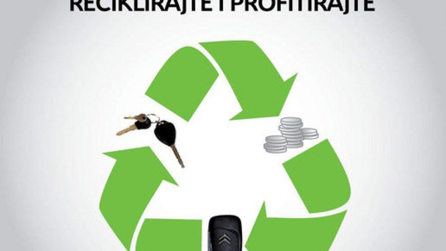Obavijest o rasporedu mobilnog reciklažnog dvorišta na području Općine Petrijanec – mjesec ožujak