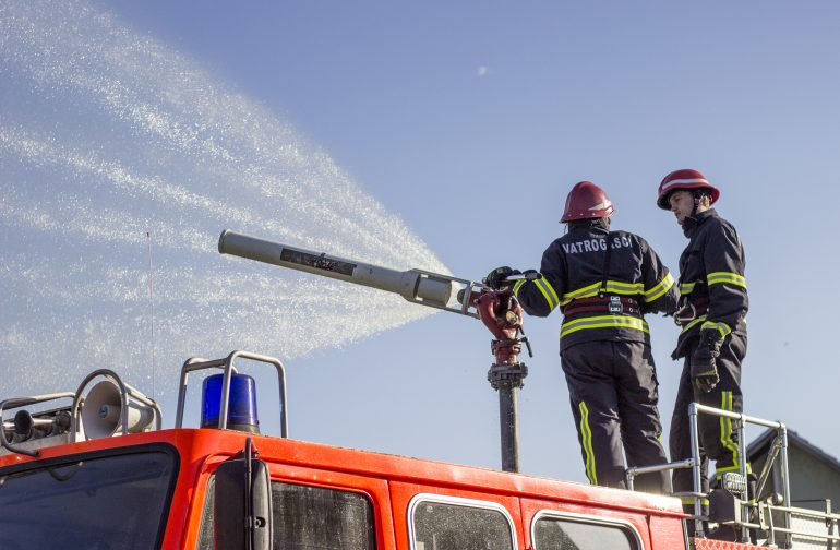 """Javna vatrogasna vježba """"Petrijanec 2020"""""""