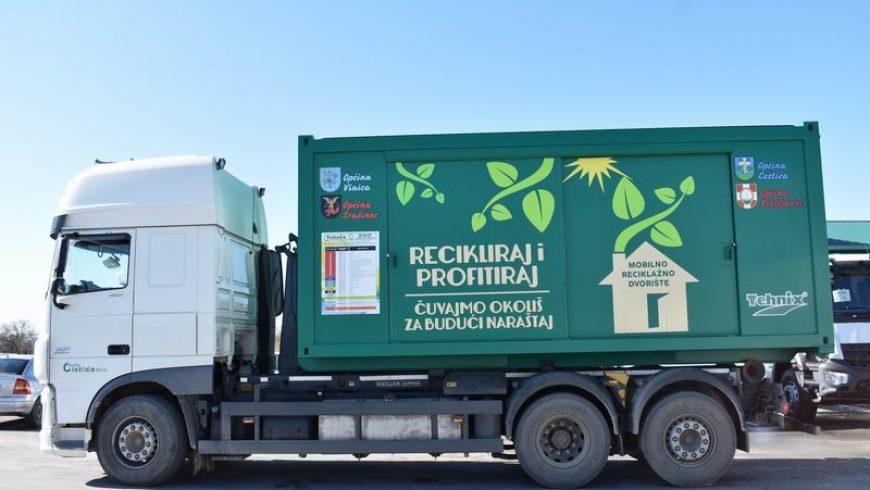 Preuzimanje glomaznog otpada u dvorištu Općine – besplatno za sve mještane Općine Petrijanec