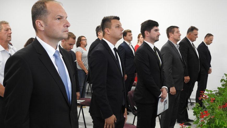 Svečana sjednica Općinskog vijeća Općine Petrijanec 2020