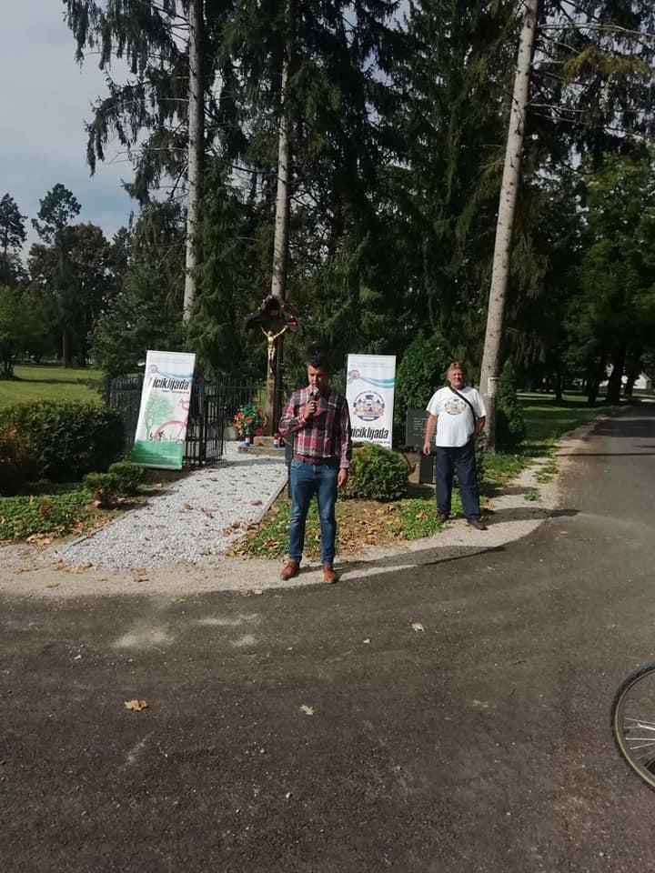 """U spomen na """"Varaždinske dane rata"""": Dragovoljci i veterani Varaždina i Gornjeg Kneginca organizirali 6. biciklijadu Vinica – Trnovec Bartolovečki"""