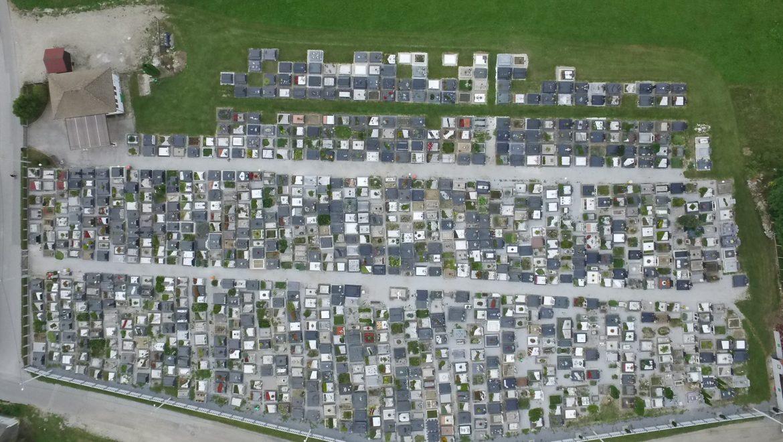 Uređuje se mjesno groblje u Petrijancu – projekt vrijedan više od pola milijuna kuna