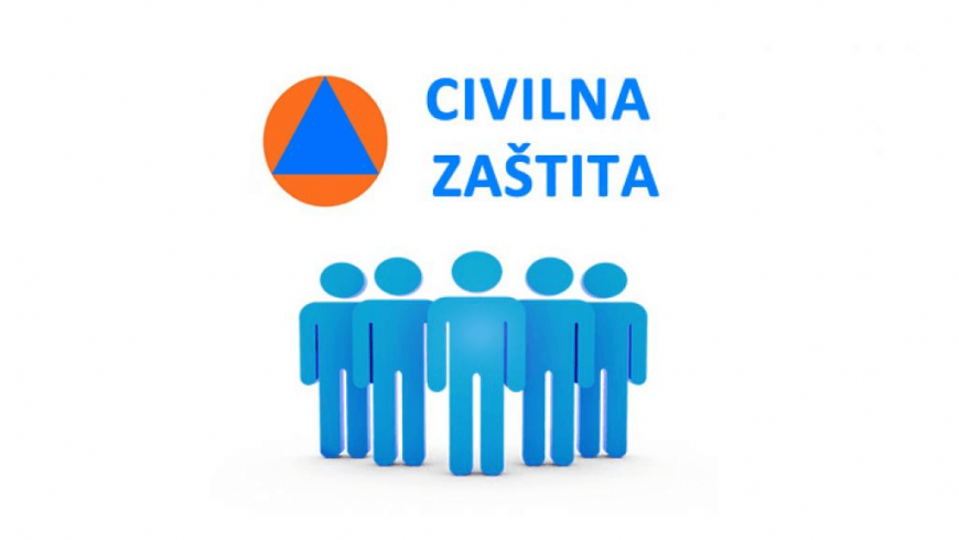 Stožer civilne zaštite RH – Odluka o uvođenju posebne organizacije rada za djelatnost trgovine koja se obavlja u prodavaonicama i trgovačkim centrima