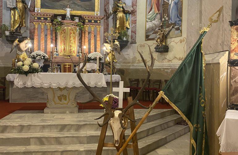 Lovci obilježili Svetog Huberta sukladno epidemiološkoj situaciji
