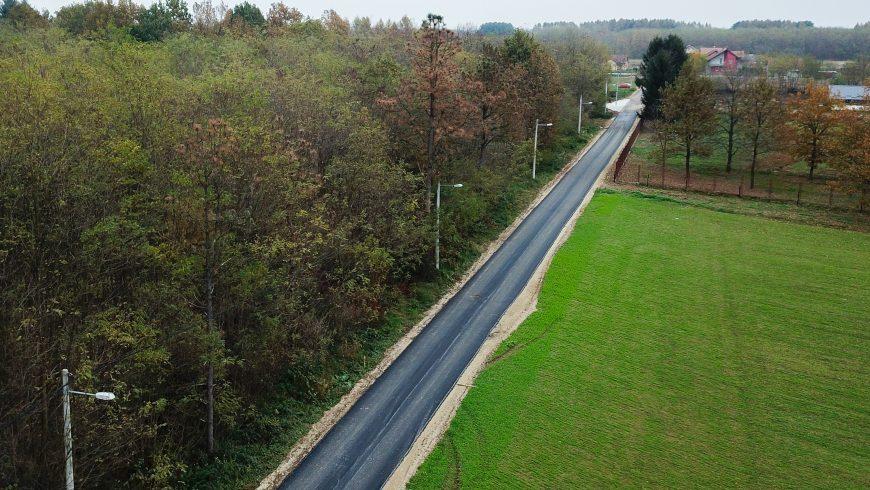 Sanacija i modernizacija cesta – produžetak Ulice braće Radić u Petrijancu, ulica Matije Gupca i Vrtna u Majerju