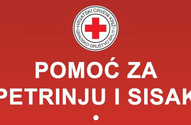 Nastavlja se prikupljanje donacija za potresom pogođene građane