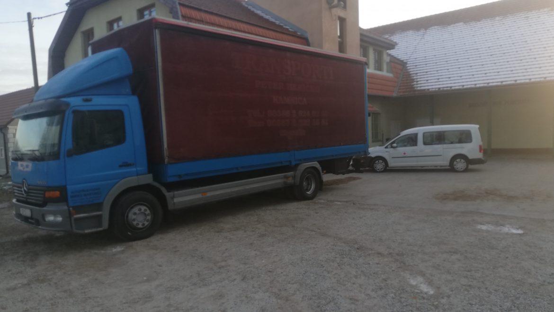 Mještani općine Petrijanec i Občina Destrnik zajedno prikupili pomoć za potresom pogođena područja