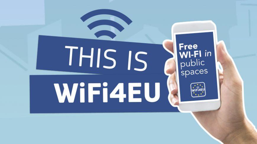 Besplatan Internet na javnim mjestima u Općini Petrijanec u sklopu projekta WiFi4EU