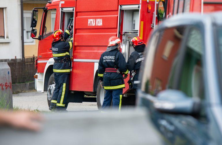Održana javna vatrogasna vježba u Novoj Vesi Petrijanečkoj