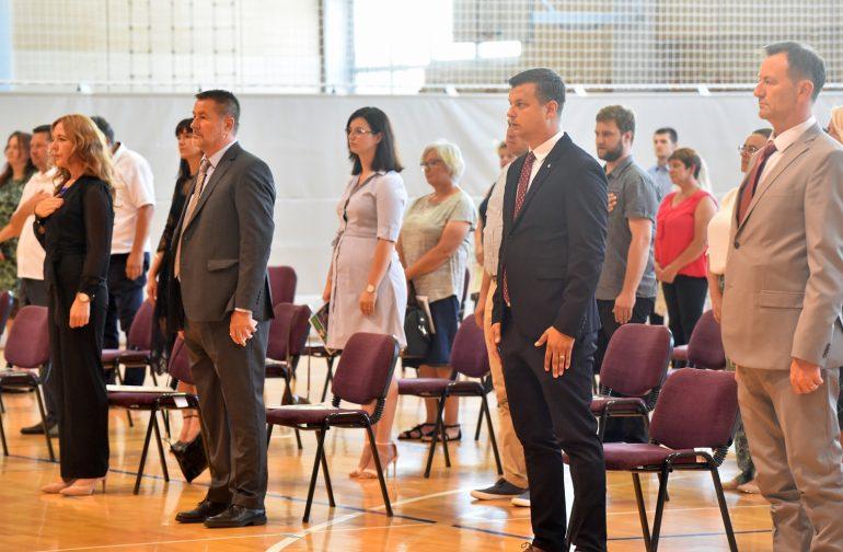 Svečana sjednica Općinskog vijeća Općine Petrijanec 2021