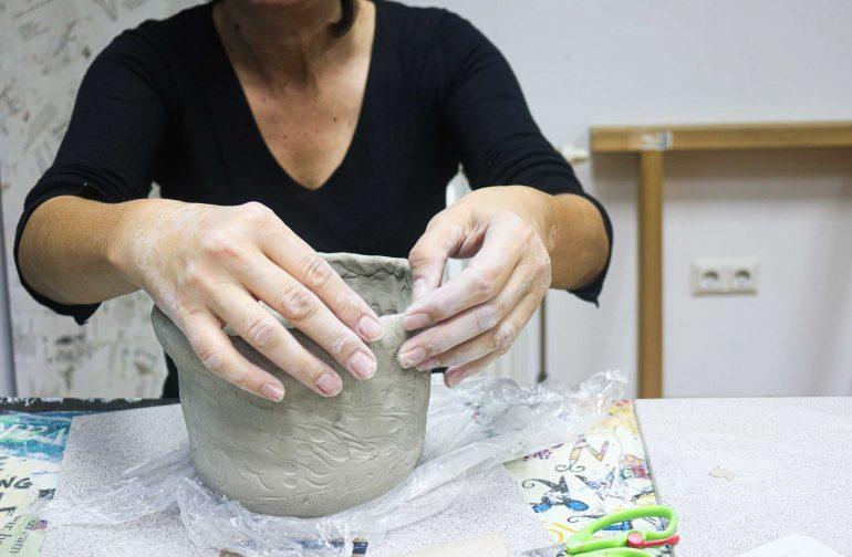 """Udruga """"Zipka"""" organizira Radionice glinom za udomiteljske obitelji iz Općine Petrijanec"""