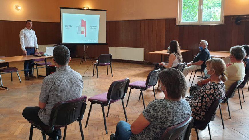 Održana uvodna konferencija ZaŽeli projekta u Općini Petrijanec
