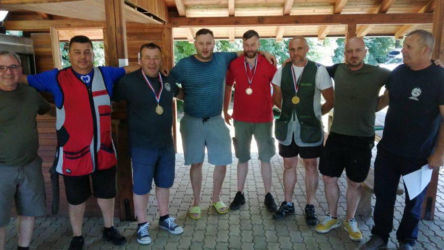 Održano je županijsko prvenstvo u gađanju glinenih meta discipline parkur