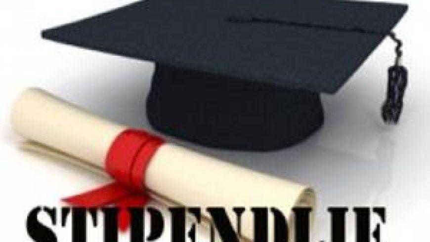 OBJAVA NATJEČAJA ZA DODJELU STIPENDIJA NADARENIM UČENICIMA SREDNJIH ŠKOLA I STUDENTIMA